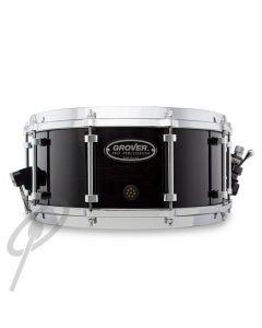 "Grover G3  14x6.5"" Symphonic Snare Drum - Ebony"