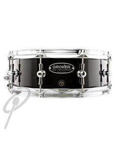 "Grover GSX 14x5"" Concert Snare Drum - Ebony"
