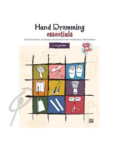 Hand Drumming Essentials with CD