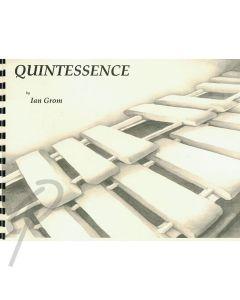 Quintessence for marimba solo