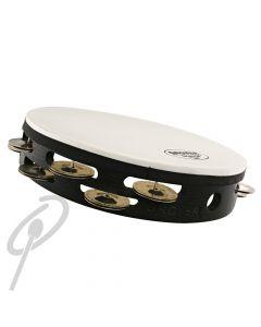 "Grover 10"" Pro Tunable Tambourine German Silver"