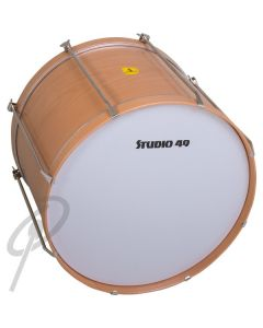 Studio 49 Bass Drum - with Feet GT50/P
