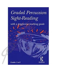 Graded Percussion Sight Reading  1-8