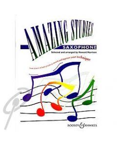 Amazing Studies Sax
