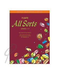Flute All Sorts Grades 1-3 Arr Harris