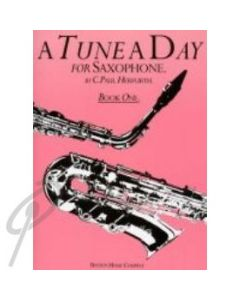 Tune a Day for Saxophone Book 1