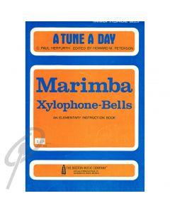 Tune a Day for Trombone (treble clef)