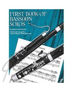 First Book of Bassoon Solos (Bassoon/Piano)