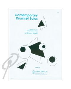 Contemporary Drumset Solos