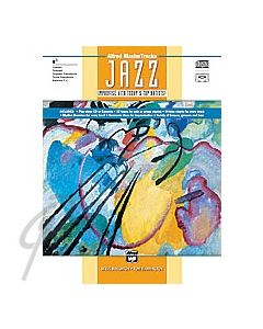Alfred MasterTracks - Jazz (with CD)