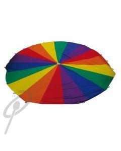 HS Colour Parachute Rainbow 6m w/handles