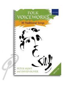 Folk Voiceworks - 30 songs Book/CD
