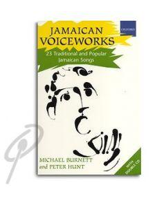 Jamaican Voiceworks - 23 Songs Book/CD