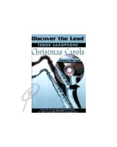 Discover The Lead Christmas Tenor Saxophone Book/Cd