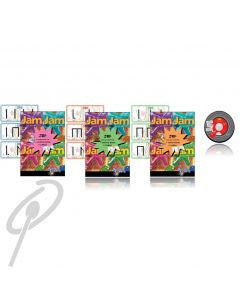 Jam Rhythm Fun All-in One Pack Book, Cards & CD