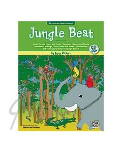 Jungle Beat with CD