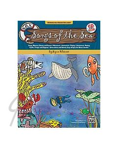 S.O.S. Songs of the Sea Book/CD