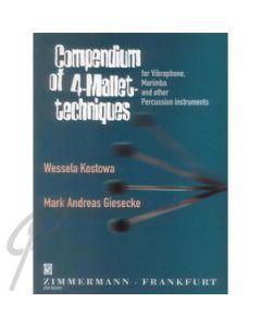 Compendium of 4-Mallet Techniques