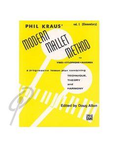 Modern Mallet Method Book 1