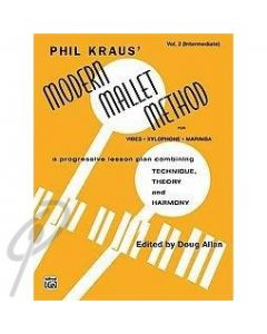 Modern Mallet Method Book 2