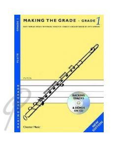 Making the Grade Vol 1 Flute with CD