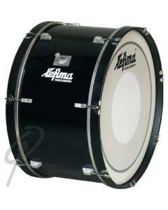 Lefima Bass Drum - 26 x 14inch Ultra Light in Black