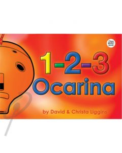 1-2-3 Ocarina (Book Only)