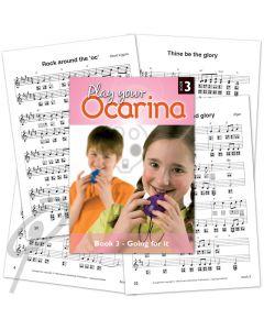 Play Your Ocarina Book 3