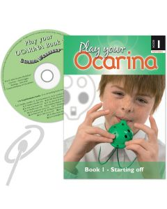 Play Your Ocarina Book 1 with CD