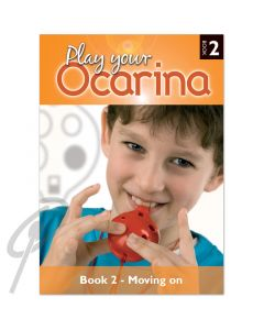 Play Your Ocarina Book 2 with CD