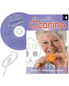 Play Your Ocarina Book 4 with CD