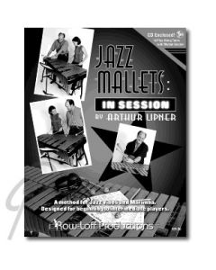 Jazz Mallets in Session and CD