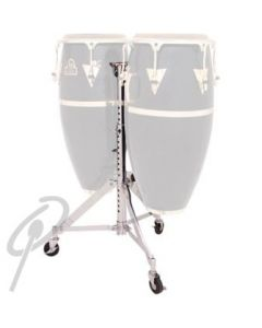 LP Collapsible Double Conga Stand Slide
