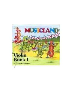 Musicland Violin Bk 1