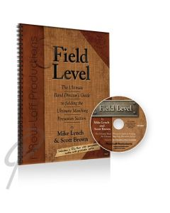 Field Level: Band Director's Guide to Marching Percussion