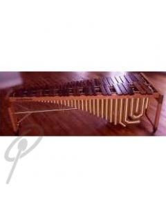 Malletech 4.3 Concert Marimba- Brass Res