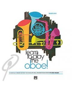 Learn to Play Oboe book 1