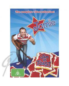 Jam on Toast DVD - complete videos