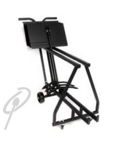 Manhasset Concert Stands Package 12 w/trolley