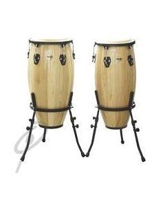 Mano Percussion Congas - 10+11inch Natural