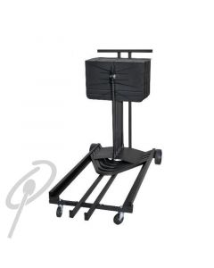 Manhasset Harmony Cart for 15 Stands