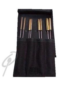 Mastro Triangle beaters set 8 in pouch