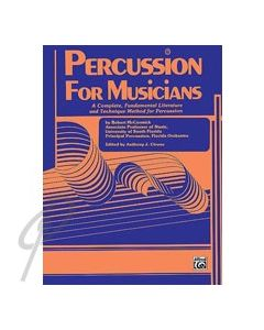 Percussion for Musicians