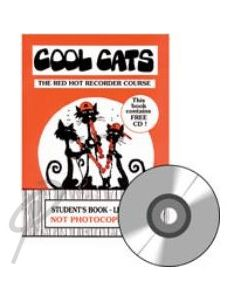 Cool Cats Recorder Course Student Bk 1