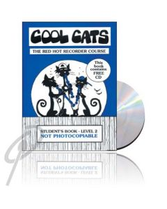 Cool Cats Recorder Course Student Bk 2