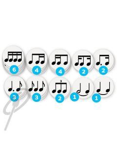 Music-Go-Rounds Rhythm Dots Add-On Simp.