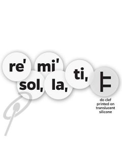 Music-Go-Rounds Expanded Solfege Symbols