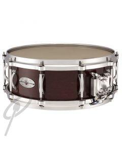 "Black Swamp MultiSonic 14x5"" Maple Snare Drum Cherry Rosewood"