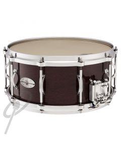 "Black Swamp MultiSonic 14x6.5"" Maple Snare Drum Cherry Rosewood"
