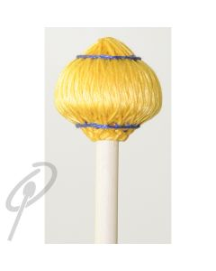 Mike Balter 64R Yellow Cord - Med Soft Vibe Mallet